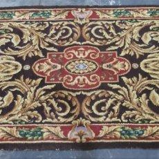 Antigüedades: ANTIGUA ALFOMBRA DE NUDO. ESPAÑA. AÑOS 20-30. Lote 224781131