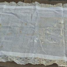 Antiquités: ANTIGUO MANTO PARA ALTAR. Lote 224865311