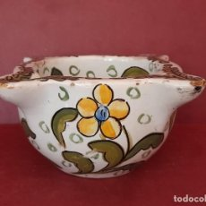 Antigüedades: GRAN ALMIREZ ANTIGUO EN CERAMICA. Lote 225016536