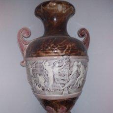 Antigüedades: JARRÓN ANTIGUO. Lote 225061100