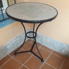 Antigüedades: MESA ANTIGUA DE JARDÍN. Lote 225128235