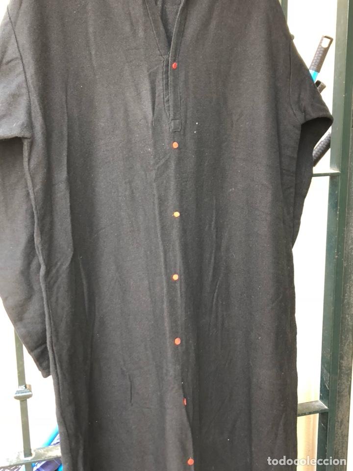Antigüedades: Lote de 2 túnicas antiguas de Nazareno - Foto 2 - 225130655