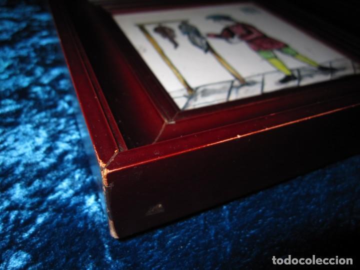 Antigüedades: Antiguo Azulejo de oficios - Foto 18 - 225174761