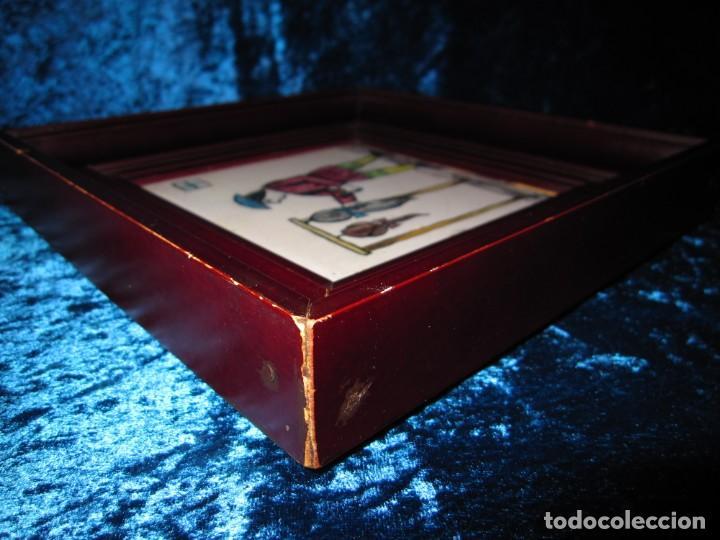Antigüedades: Antiguo Azulejo de oficios - Foto 23 - 225174761