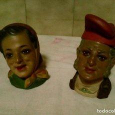 Antiquités: TABAQUERA BUXO OLOT. Lote 225185368