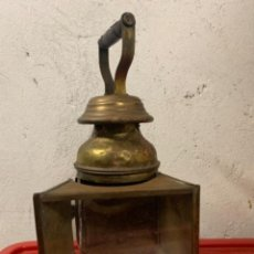 Antigüedades: FAROL TREN RENFE MZA CYP. Lote 225262490