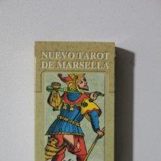 Antigüedades: BARAJA TAROT DE MARSELLA. Lote 225267662