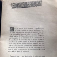Antigüedades: DOCUMENTO RELIGIOSO DE 1882. Lote 225310115