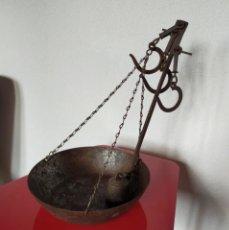 Antigüedades: BALANZA ROMANA. Lote 225510190