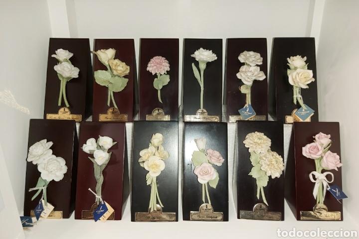 Antigüedades: Colección completa Flores de Lladró - Foto 2 - 225535450