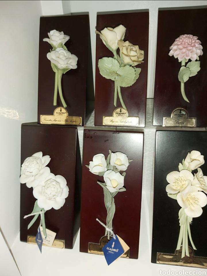Antigüedades: Colección completa Flores de Lladró - Foto 6 - 225535450