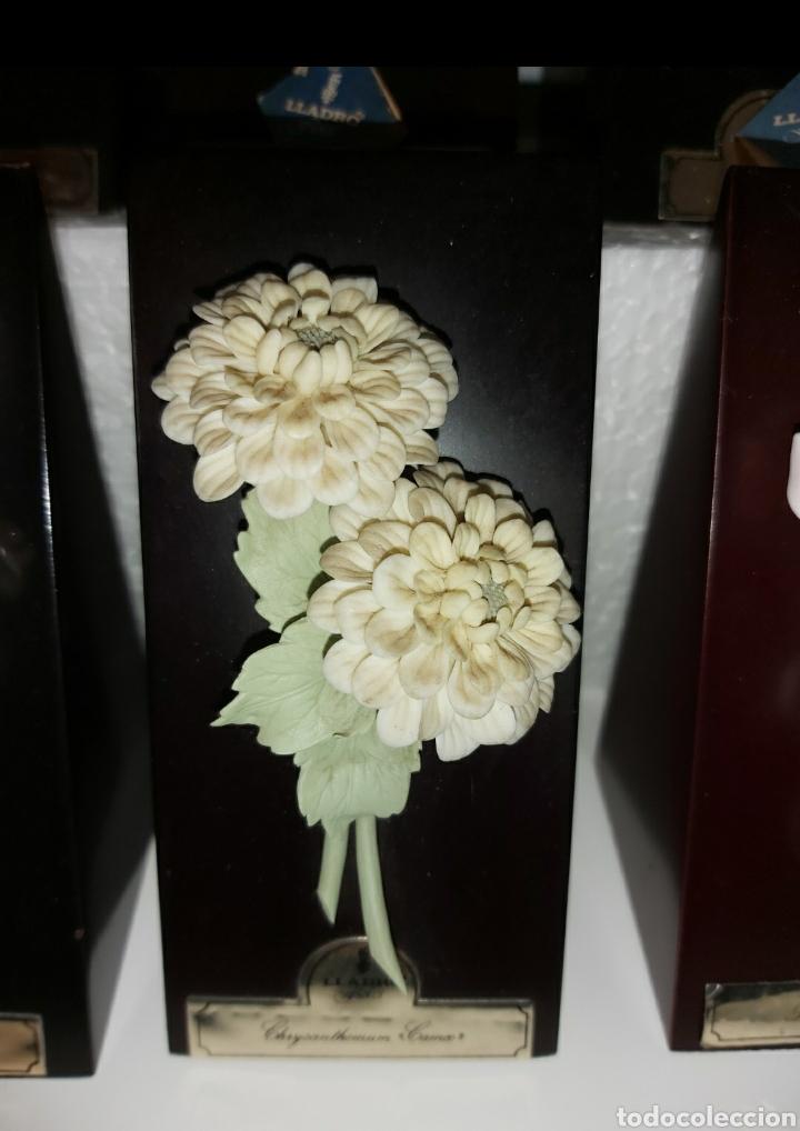 Antigüedades: Colección completa Flores de Lladró - Foto 10 - 225535450