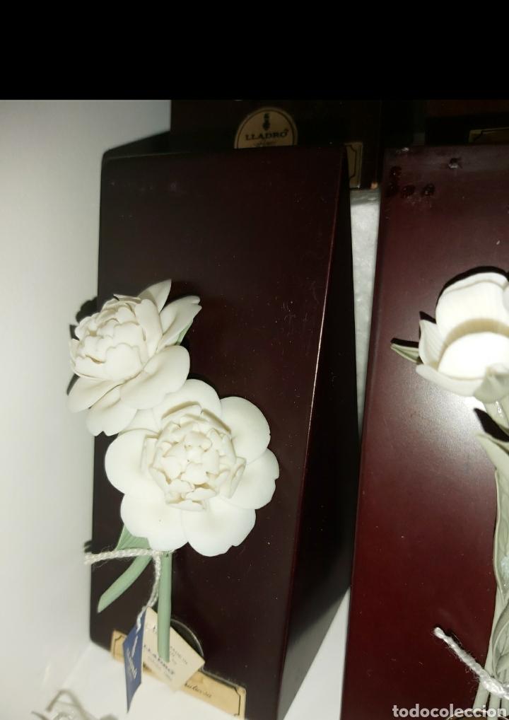 Antigüedades: Colección completa Flores de Lladró - Foto 12 - 225535450