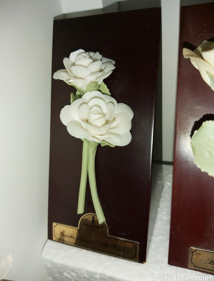 Antigüedades: Colección completa Flores de Lladró - Foto 13 - 225535450