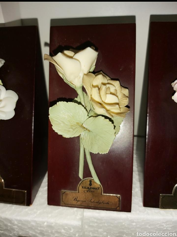 Antigüedades: Colección completa Flores de Lladró - Foto 14 - 225535450