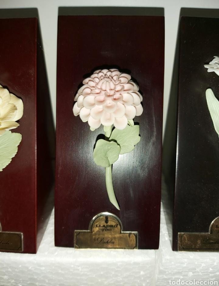 Antigüedades: Colección completa Flores de Lladró - Foto 15 - 225535450