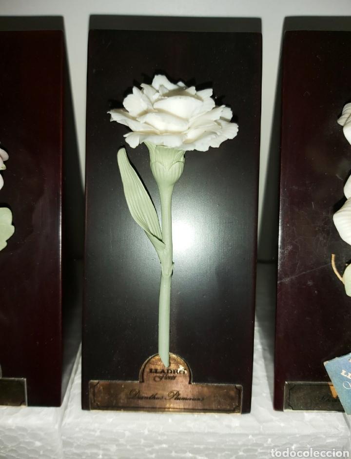 Antigüedades: Colección completa Flores de Lladró - Foto 16 - 225535450