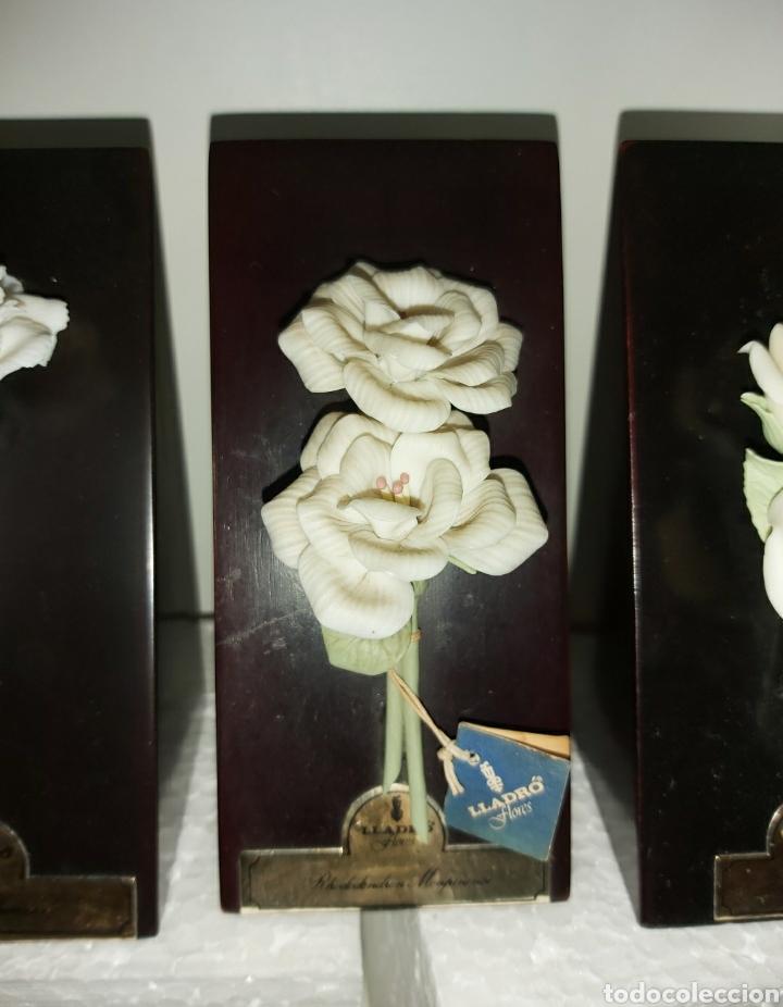 Antigüedades: Colección completa Flores de Lladró - Foto 17 - 225535450