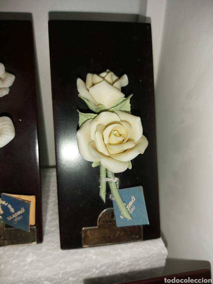Antigüedades: Colección completa Flores de Lladró - Foto 18 - 225535450