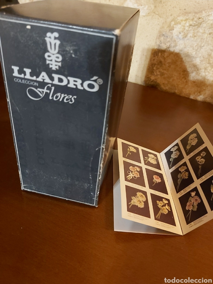 Antigüedades: Colección completa Flores de Lladró - Foto 20 - 225535450