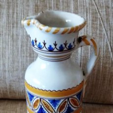 Antigüedades: ANTIGUA JARRA DE CERÁMICA DE PUENTE DEL ARZOBISPO. Lote 225550090