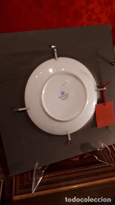 Antigüedades: Plato de porcelana. - Foto 7 - 225632515