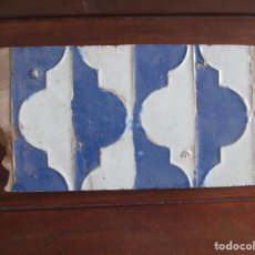 Antigüedades: AZULEJO SIGLO XVI (TRIANA). Lote 225743260