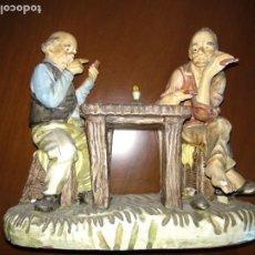 Antigüedades: JUGADORES CARTAS. Lote 225790331
