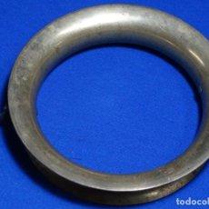 Antigüedades: ANTIGUO SALVAMANTEL METAL AÑOS 20.. Lote 225852500