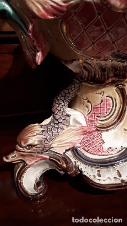 Antigüedades: Mayolica Italiana siglo XIX. - Foto 3 - 225856810