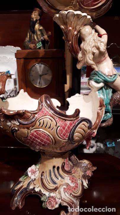 Antigüedades: Mayolica Italiana siglo XIX. - Foto 18 - 225856810