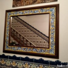 Antigüedades: CERÁMICA TALAVERA. Lote 225888428