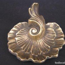 Antigüedades: DESPOJADOR DE COBRE DE ESTILO ROCOCÓ.. Lote 225994275