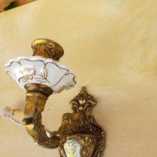 Antiquités: APLIQUE DE PARED. Lote 226043292