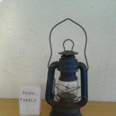 Antigüedades: ANTIGUA LAMPARA QUINQUE CANDIL PETROLEO. Lote 226081400