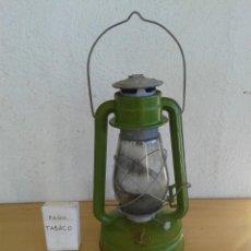 Antigüedades: ANTIGUA LAMPARA QUINQUE CANDIL PETROLEO 3MA. Lote 226084076