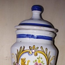 Antigüedades: SMS- TARRO / ALBARELO FARMACIA. COPAL ALB.. Lote 226117092
