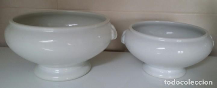 SOPERAS DE PORCELANA DE BAVIERA (Antigüedades - Porcelana y Cerámica - Alemana - Meissen)