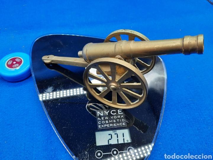 Antigüedades: Cañón de bronce - Foto 5 - 226129980