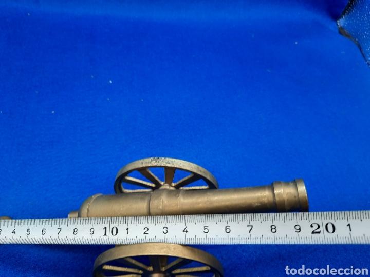 Antigüedades: Cañón de bronce - Foto 6 - 226129980