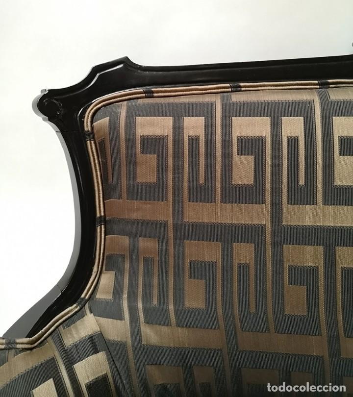 Antigüedades: Sofá de Diseño Años 40 - Foto 3 - 226240610