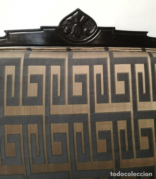 Antigüedades: Sofá de Diseño Años 40 - Foto 4 - 226240610