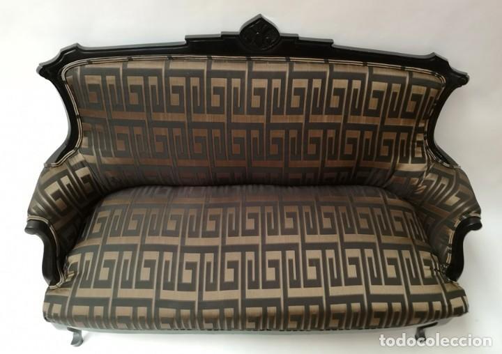 Antigüedades: Sofá de Diseño Años 40 - Foto 5 - 226240610