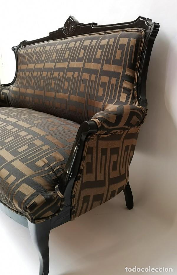 Antigüedades: Sofá de Diseño Años 40 - Foto 6 - 226240610