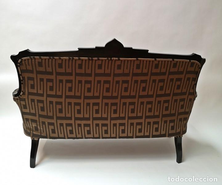 Antigüedades: Sofá de Diseño Años 40 - Foto 7 - 226240610