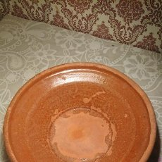 Antigüedades: ANTIGUA PALANGANA / LEBRILLO DE CERAMICA POPULAR CATALANA AÑOS 20-30. Lote 226243765