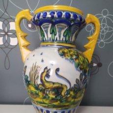 Antigüedades: ORZA, TINAJA, JARRÓN DE PUENTE DEL ARZOBISPO.. Lote 226279035