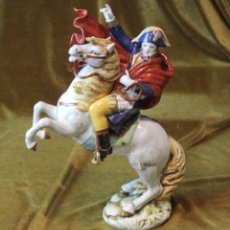 Antigüedades: FIGURA DE PORCELANA, 32 CM DE ALTO, SALVADOR MALLOL (MALLART). Lote 226289143