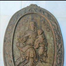 Antigüedades: BENDITERA ANTIGUA. Lote 226387300