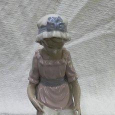 Antiquités: FIGURA DE PORCELANA LLADRO. Lote 226451455